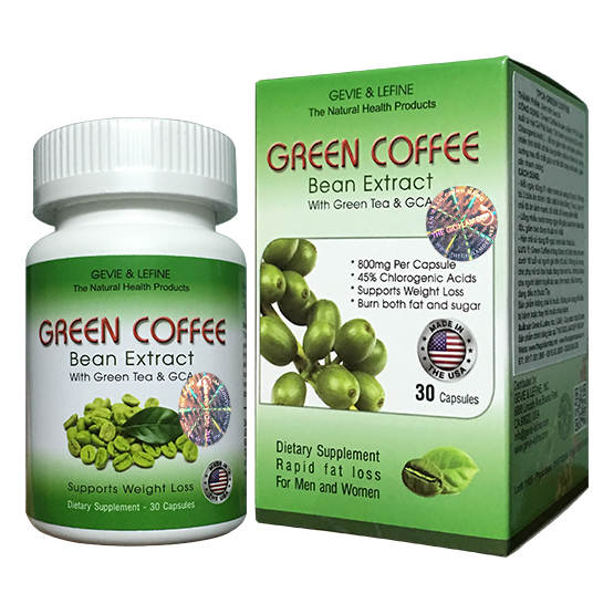 Green Coffee Bean Extract 05