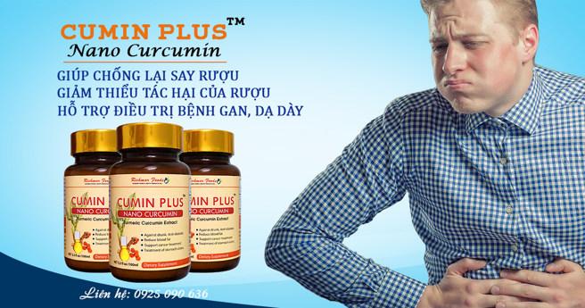 Cumin Plus-Nano Curcumin chong say ruou-giai ruou nhanh 1-1