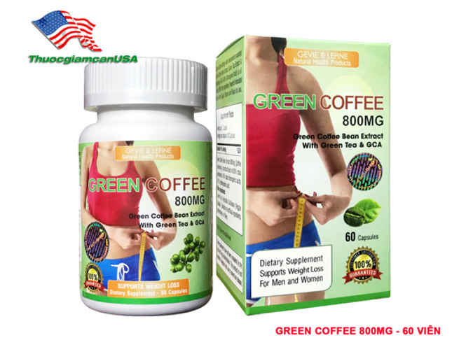 Green Coffee Bean Extract 800mg - 60 vien-3-2