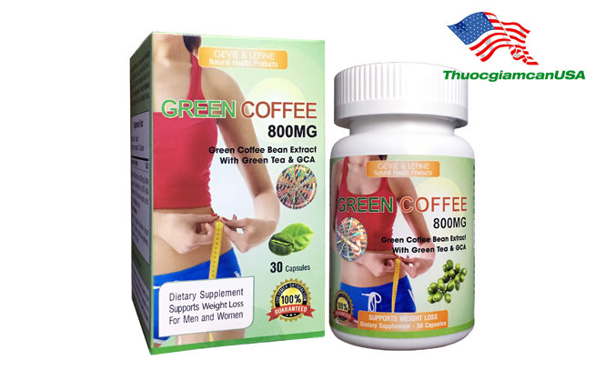 Green Coffeee 800mg-Bean Extract-012