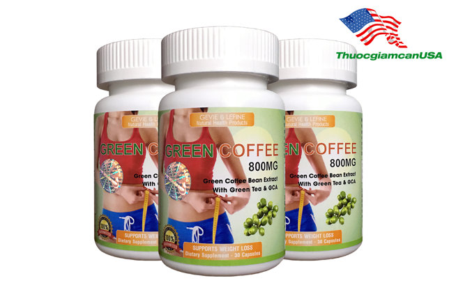 Green Coffeee 800mg-Bean Extract-014