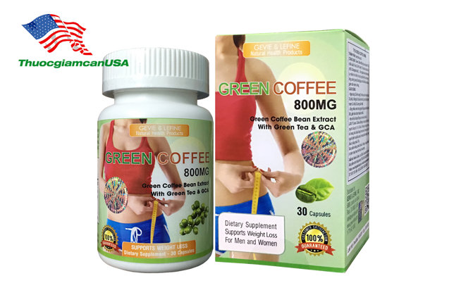 Green Coffeee 800mg-Bean Extract-011