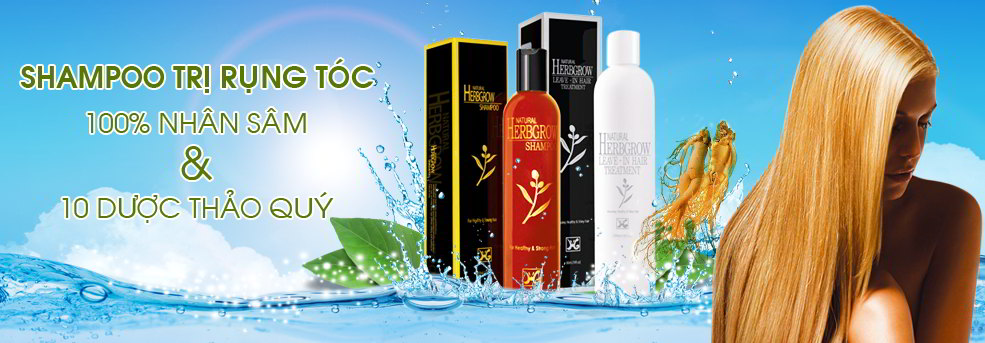 Banner Herbgrow Shampoo